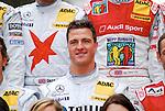 Motorsport: DTM Vorstellung  2008 Duesseldorf<br /> <br /> Ralf Schumacher  bei dem Fototermin der DTM  in Duesseldorf in der Mannschaft.<br /> <br /> Foto © nph (nordphoto)