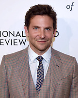 NEW YORK, NEW YORK - JANUARY 08: Bradley Cooper attends the 2019 National Board Of Review Gala at Cipriani 42nd Street on January 08, 2019 in New York City. <br /> CAP/MPI/IS/JS<br /> &copy;JS/IS/MPI/Capital Pictures
