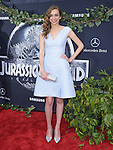 Lauren Lapkus attends The Universal Pictures World Premiere of Jurassic World held at The Dolby Theatre  in Hollywood, California on June 09,2015                                                                               © 2015 Hollywood Press Agency