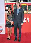 Jay Roach and Susanna Hoffs  at Warner Bros. Pictures Premiere of The Campaign held at The Grauman's Chinese Theatre in Hollywood, California on August 02,2012                                                                               © 2012 Hollywood Press Agency