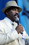 Steve Harvey  performs at the Essence Music Festival at Reliant Stadium Sunday July2,2006.