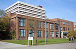Brynmor Jones library, University of Hull, Hull, Yorkshire, England