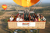 20151009 October 09 Hot Air Balloon Gold Coast