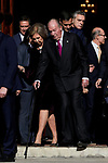 Former King Juan Carlos I of Spain and Former Queen Sofia of Spain attends to 40 Anniversary of Spanish Constitution at Congreso de los Diputados in Madrid, Spain. December 06, 2018. (ALTERPHOTOS/A. Perez Meca)