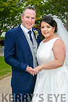 Georgine O'Sullivan and Ian Foley were married at St. Gertrude's Church, Firies by Fr. John Aherne on Friday 12th May 2017 with a reception at BallyGarry House Hotel