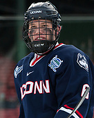 Johnny Austin (UConn - 6) - The University of Maine Black Bears defeated the University of Connecticut Huskies 4-0 at Fenway Park on Saturday, January 14, 2017, in Boston, Massachusetts.