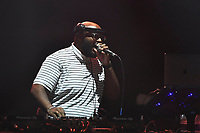 LONDON, ENGLAND - AUGUST 6: Mista Jam performing at Nile Rodgers' Meltdown at Royal Festival Hall on August 6, 2019 in London, England.<br /> CAP/MAR<br /> ©MAR/Capital Pictures