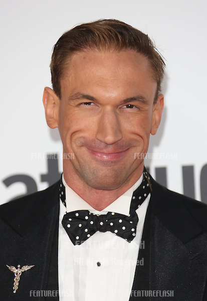 Christian Jessen at the Attitude Magazine Awards 2013 - Arrivals held at the Royal Courts of Justice, London. 15/10/2013 Picture by: Henry Harris / Featureflash