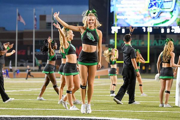 NOVEMBER 5: Mean Green Football v Louisiana Tech at Apooge Stadium in Denton on November 5, 2016 in Denton Texas. (Photo Rick Yeatts NOVEMBER 5: Mean Green Football v Louisiana Tech at Apooge Stadium in Denton on November 5, 2016 in Denton Texas. (Photo Rick Yeatts