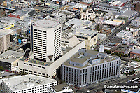 aerial photograph Bank of America Computer Center BA Data Center 1455 Market Street San Francisco