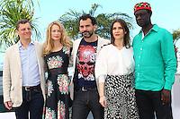 Un Certain Regard - Jury Members - 67 Cannes Film Festival - France