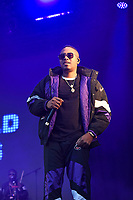 CROYDON, ENGLAND - MAY 31: Nas (Nasir bin Olu Dara Jones) performing at The Ends Festival, Lloyd Park on May 31, 2019 in Croydon, Surrey, England.<br /> CAP/MAR<br /> ©MAR/Capital Pictures