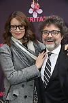 """Tina Fey and Jeff Richmond attends Opening Night performance of """"The Inheritance"""" at the Barrymore Theatre on November 17, 2019 in New York City."""