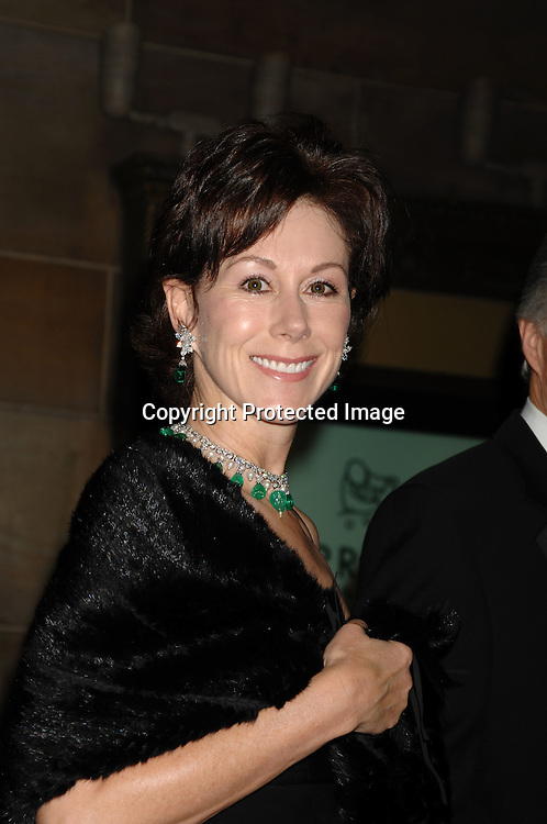 Carolyn Roehm..arriving at the 3rd Annual Unicef Snowflake Ball at Cipriani 42nd Street on November 28, 2006...Robin Platzer, Twin Images