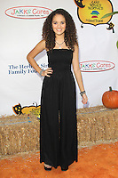 UNIVERSAL CITY, CA - OCTOBER 21:  Madison Pettis at the Camp Ronald McDonald for Good Times 20th Annual Halloween Carnival at the Universal Studios Backlot on October 21, 2012 in Universal City, California. ©mpi28/MediaPunch Inc. /NortePhoto