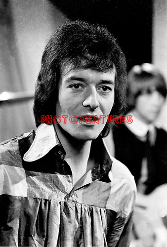 Hollies 1967 Allan Clarke.© Chris Walter