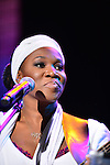 MIAMI BEACH, FL - OCTOBER 13: India Arie performs at Fillmore Miami Beach on October 13, 2013 in Miami Beach, Florida. (Photo by Johnny Louis/jlnphotography.com)