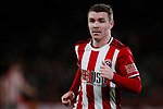 John Fleck of Sheffield United during the Premier League match at Bramall Lane, Sheffield. Picture date: 10th January 2020. Picture credit should read: James Wilson/Sportimage