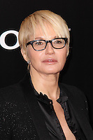 "NEW YORK, NY - FEBRUARY 04: Ellen Barkin at the New York Premiere Of Columbia Pictures' ""The Monuments Men"" held at Ziegfeld Theater on February 4, 2014 in New York City, New York. (Photo by Jeffery Duran/Celebrity Monitor)"