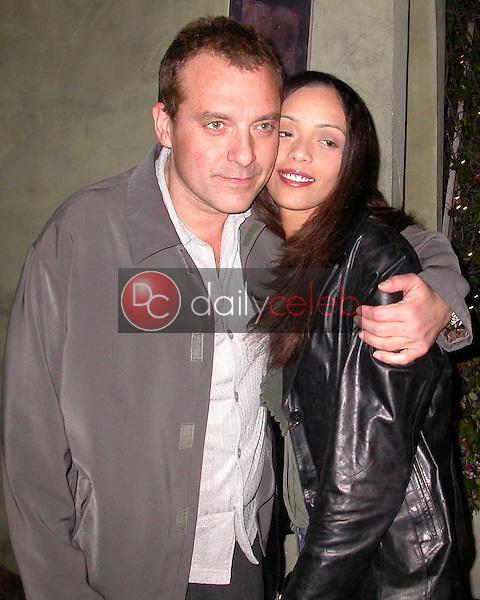 Tom Sizemore and new fiancee Jessica Richards