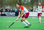 ALMERE - Hockey - Hoofdklasse competitie heren. ALMERE-HGC (0-1) . Jonas de Geus (Almere)   COPYRIGHT KOEN SUYK