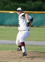 July 28th 2007:  Josh Lindblom during the Cape Cod League All-Star Game at Spillane Field in Wareham, MA.  Photo by Mike Janes/Four Seam Images