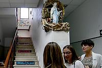 Roma, 13 Ottobre 2018<br /> Laboratori di pittura, musica, danza.<br /> Open Day  al presidio di riabilitazione per disabili.Giornata dedicata ai ragazzi e alle loro famiglie, inserita all'interno del l progetto della CEI che fa riferimento al portale www.accolti.it.<br /> Il Presidio di Riabilitazione per disabili di via Dionisio gestito dalla Cooperativa Nuova Sair accoglie oltre 100 persone con disabilità fisica e psichica , offre trattamenti riabilitativi in regime semiresidenziale, ambulatoriale e domiciliare.