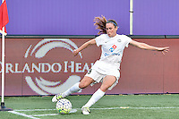 Orlando, FL - Saturday Sept. 24, 2016: Heather O'Reilly during a regular season National Women's Soccer League (NWSL) match between the Orlando Pride and FC Kansas City at Camping World Stadium.