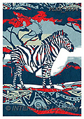 Kris, REALISTIC ANIMALS, REALISTISCHE TIERE, ANIMALES REALISTICOS, paintings+++++,PLKKE594,#A#, EVERYDAY,zebra