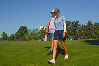 Azahara Munoz (ESP) heads to 3 during round 1 of the 2018 KPMG Women's PGA Championship, Kemper Lakes Golf Club, at Kildeer, Illinois, USA. 6/28/2018.<br /> Picture: Golffile | Ken Murray<br /> <br /> All photo usage must carry mandatory copyright credit (&copy; Golffile | Ken Murray)