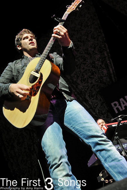 Randy Montana performs at Nationwide Arena in Columbus, Ohio on September 23, 2010.
