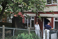 Pictured: Monday 03 September 2018 A General view of 9 Archer Crescent <br /> Re: A man accused of making explosives in his home has appeared in court.<br /> Edward John Harris, 27, appeared at Westminster Magistrates' Court charged with four counts of making or possessing an explosive substance with intent to endanger life.