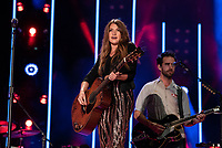 NASHVILLE, TENNESSEE - JUNE 08: Tenille Townes performs onstage during day 3 of the 2019 CMA Music Festival on June 8, 2019 in Nashville, Tennessee. <br /> CAP/MPI/IS/AW<br /> ©MPIIS/AW/Capital Pictures