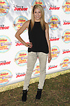 Allison Holker arriving at Pirate and Princess: Power Of Doing Good, held at Brookside Park Pasadena, Ca. on August 16, 2014.