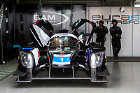 10th January 2020; The Bend Motosport Park, Tailem Bend, South Australia, Australia; Asian Le Mans, 4 Hours of the Bend, Practice Day; The number 1 Eurasia Motorsport LMP2 driven by Shane van Gisbergen, Daniel Gaunt, Nick Cassidy during the team test - Editorial Use
