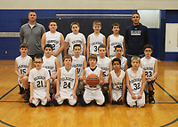 6th Grade Boys Basketball 1/23/18
