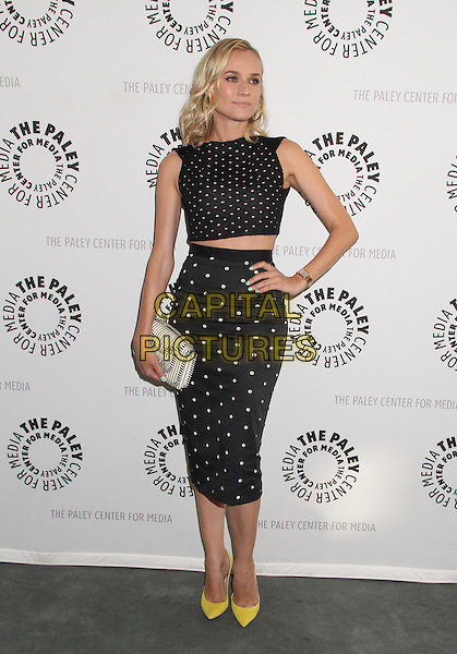 BEVERLY HILLS, CA - JUNE 24:  Diane Kruger at Paley Center for Media presents &quot;The Bridge: Season Two Premiere Screening&quot; at the Paley Center for Media in Beverly Hills, California. <br /> CAP/MPI/RTNMCH<br /> &copy;RTNMichele/MediaPunch/Capital Pictures