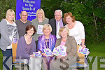"BOOK: Madge Fogarty (autur of of book) with  her guest speakers and friends who launched her new book "" Recovering from Postnatal Depression"" at the Solas Buildinmg, Technogalogy Park, Dromtacker, Tralee on Tuesday evening. Front l-r: Joan Murphy ,Madge Murphy (author of book), Monicia Sheehan (Director of Public Health Nursing Kerry). Back l-r: Ciara O'Sullivan, Tom Farrelly, Helena O'#Sullivan, Sean O'Sullivan ands Betty Sayers...."
