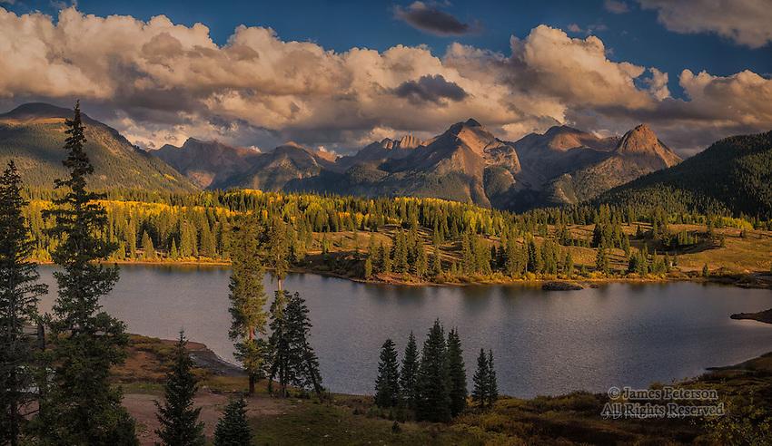 Molas Lake and The Needles, San Juan Mountains, Colorado