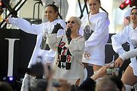 JUN 15 Christina Aguilera performs on NBC's 'Today' show