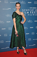 Charlotte Carroll at the Newport Beach Film Festival UK Honours, The Langham Hotel, Portland Place, London, England, UK, on Thursday 07th February 2019.<br /> CAP/CAN<br /> &copy;CAN/Capital Pictures