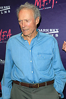 """LOS ANGELES - OCT 2:  Clint Eastwood at the """"M.F.A."""" Premiere at the The London West Hollywood on October 2, 2017 in West Hollywood, CA"""
