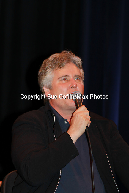 Michael E. Knight - A Tribute to Pine Valley - celebrating 41 years of All My Children on October 26, 2011 at the State Theatre, New Brunswick, New Jersey. (Photo by Sue Coflin/Max Photos)