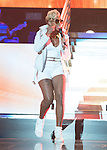 NEW ORLEANS, LA - JULY 5: Mary J. Blige performs during the 2014 Essence Music Festival at the Mercedes-Benz Superdome on July 5, 2014 in New Orleans, Louisiana. Photo Credit: Morris Melvin / Retna Ltd.