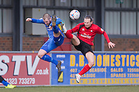 Eastbourne Borough FC (1) v Concord Rangers FC (0) 04.04.15
