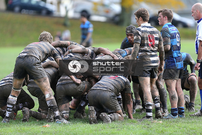NELSON, NEW ZEALAND - June 6 : UC Championship- Nelson College v Christ College on June 6th, 2015 in Nelson, New Zealand. (Photo by: Evan Barnes Shuttersport Limited)