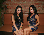 To-Tam and To-Nya Sachika Attend the 2 YEAR ANNIVERSARY OF SACHIKA &amp;<br /> Relaunch of www.StuffFlyPeopleLike.com at the The Chelsea Room, New York 1/26/11