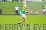 Ballyduff v John Griffin Lixnaw in the Senior County Hurling Championship Final at Austin Stack park, Tralee on Sunday.