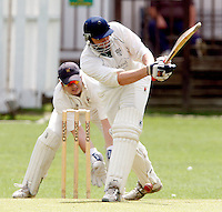 N Gill bats for North London during the Middlesex County Cricket League Division Three game between North London and Bessborough at Park Road, Crouch End on Saturday June 12, 2010