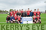 AC Athletic AC who were winners of the Denny's Division 1A Final at Mounthawk Park,Tralee on Sunday
